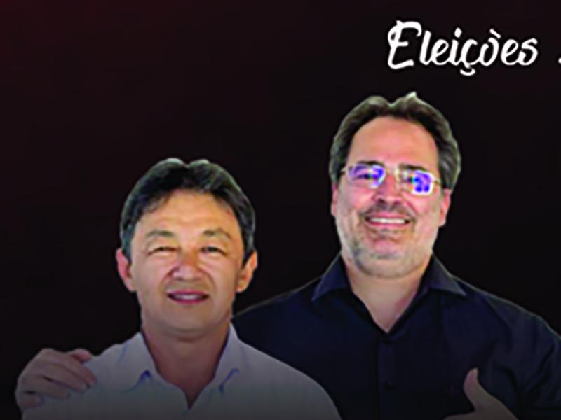 Antian e Dr. Max, candidatos a prefeito e vice, serão entrevistados hoje