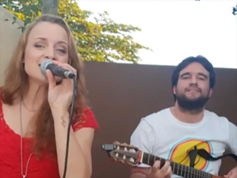 Músico de Paraguaçu é convidado para participar de lives em página que homenageia Chico Buarque