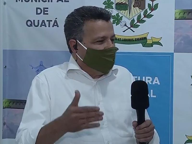 Quatá e João Ramalho tentam negociar a flexibilização da quarentena
