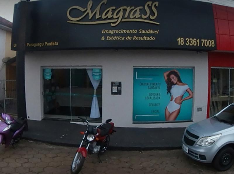 A clínica MAgraSS fará delivery em Paraguaçu Paulista