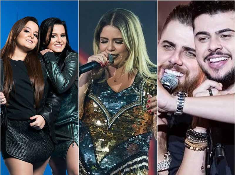 WorkShow Live tem Marília Mendonça, Maiara & Maraisa, Zé Neto e Cristiano e mais nesta sexta