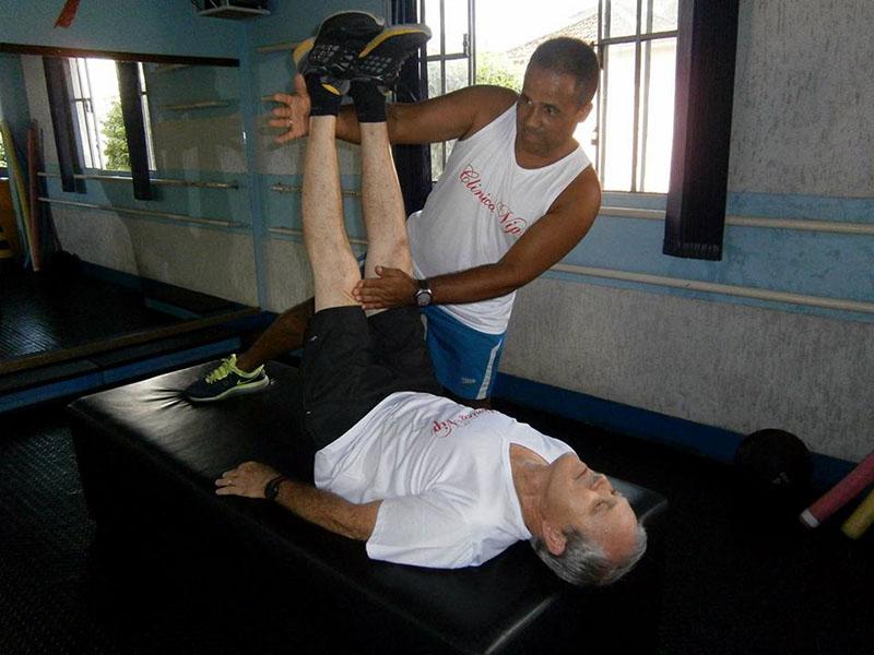 Atividade física ajuda idosos a enfrentar a pandemia