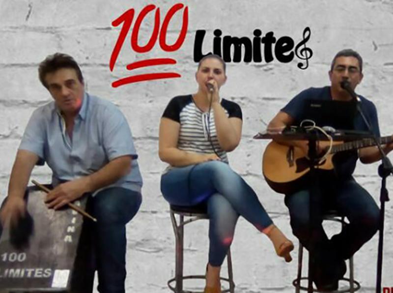 Hoje tem show com a Banda 100 Limites na Lanchonete Super Star