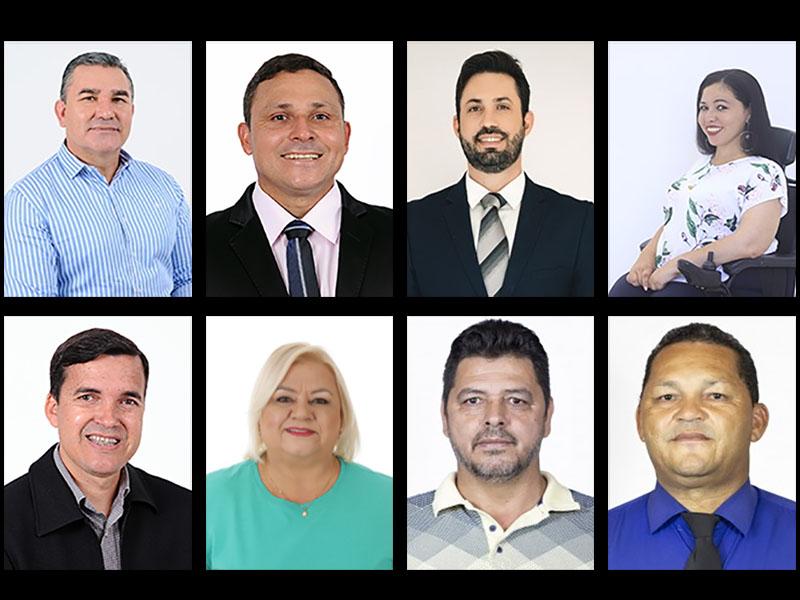 Dos 13 vereadores de Paraguaçu, 8 são candidatos à reeleição