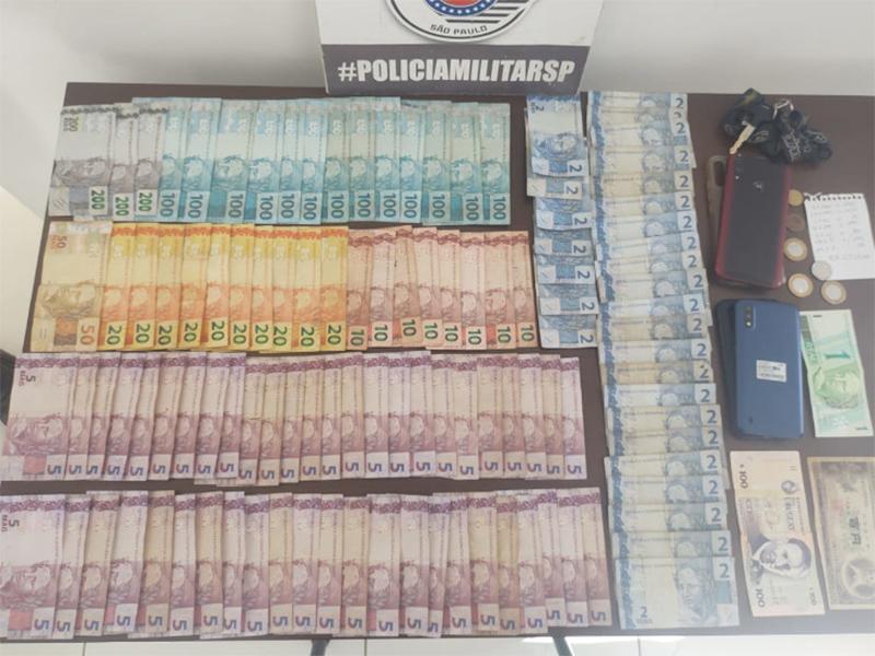 Paraguaçuense é preso em Tupã após furtos no comércio