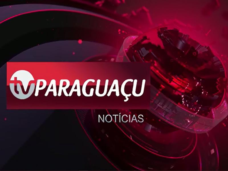TV PARAGUAÇU NOTÍCIAS EDIÇÃO 120