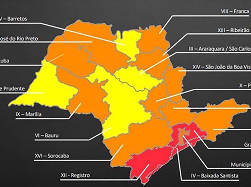 A partir de 1º de junho, comércio poderá funcionar com restrições em Paraguaçu Paulista