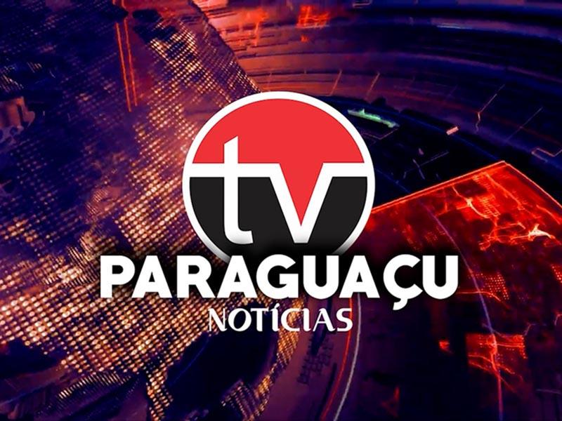 TV PARAGUAÇU NOTÍCIAS EDIÇÃO 263