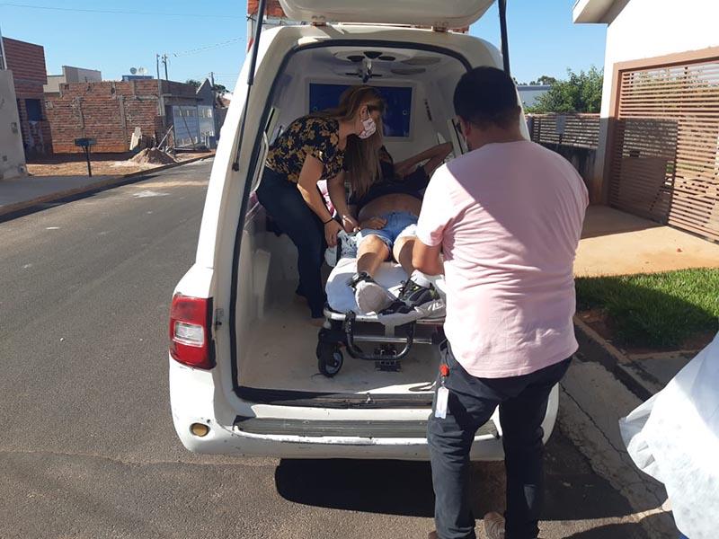 Jovem paraplégico a oito anos fica sem benefício do INSS em Quatá