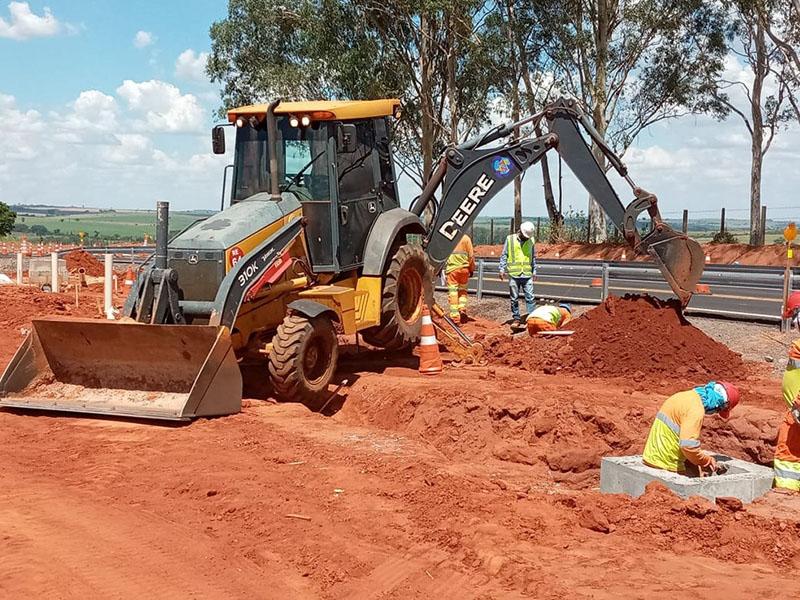 Construção de praça de pedágio na Rodovia Homero Severo Lins tem início segunda-feira em Rancharia