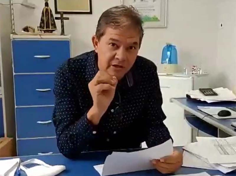 Vice-prefeito de Quatá testa positivo para Covid-19