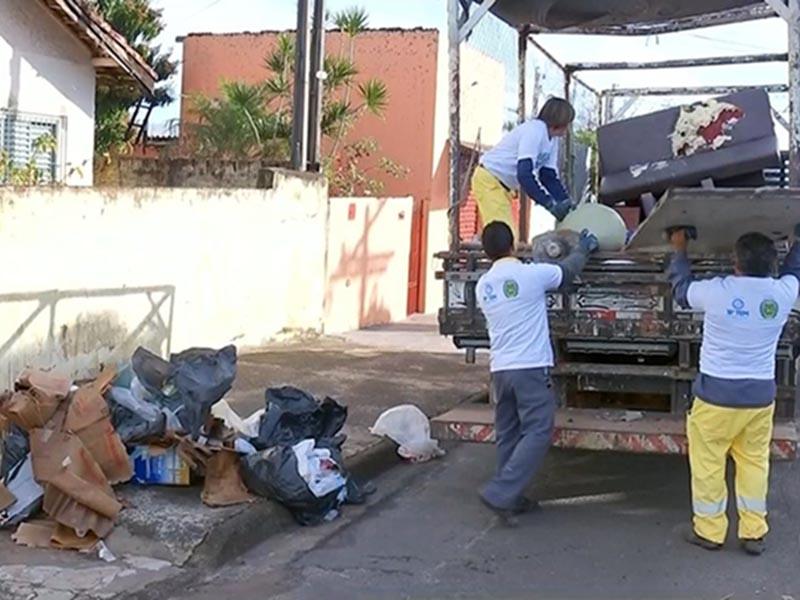 Programa Cidade Limpa não é eficaz para o combate a dengue em Paraguaçu, segundo a Prefeitura