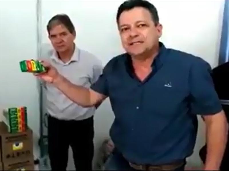 Prefeitura de Quatá recolhe milhares de medicamentos vencidos