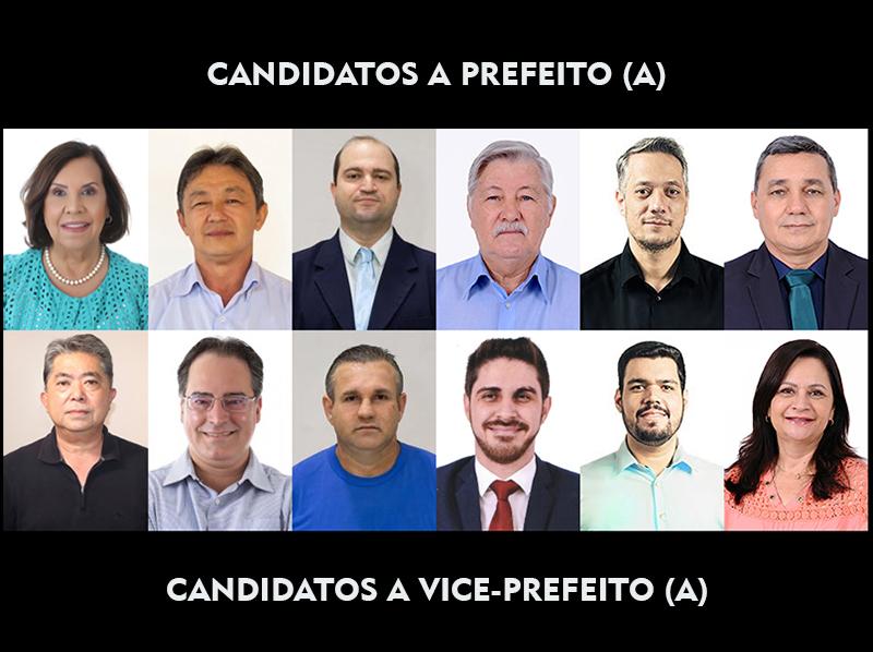 Eleições 2020 - Paraguaçu Paulista tem oficialmente seis candidatos a prefeito