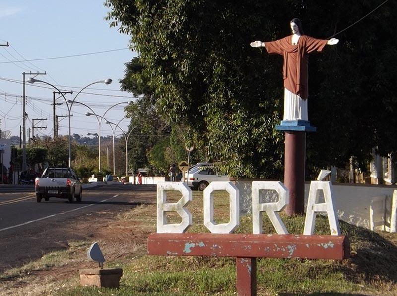 Borá tem um caso suspeito de Covid-19