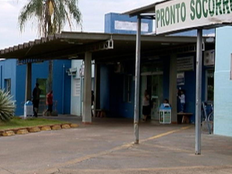 Rapaz é encaminhado para a Santa Casa após ser encontrado baleado em Rancharia