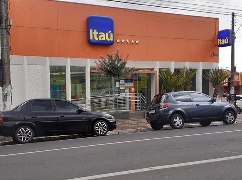 Banco Itaú de Assis é interditado por tempo indeterminado por caso suspeito de Coronavírus