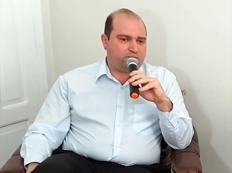 Entrevista com o Pré-candidato a Prefeito Dante Mantovani