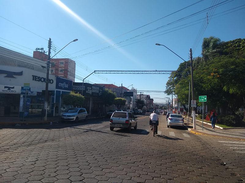 Comércio de Paraguaçu Paulista fica fechado neste sábado, dia 2