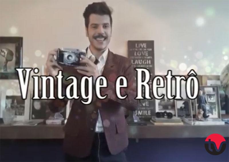 Você sabe a diferença entre vintage e retrô?