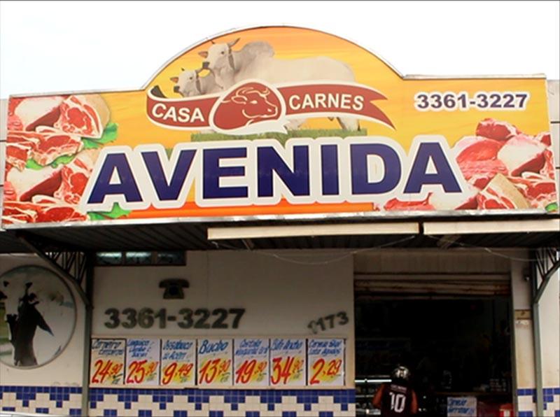 Casa de Carnes Avenida, o melhor lugar para quem é apaixonado por churrasco