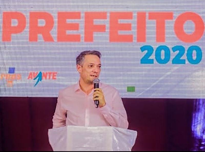 Ex-vereador e candidato a prefeito Ian Salomão se desliga do Partido AVANTE