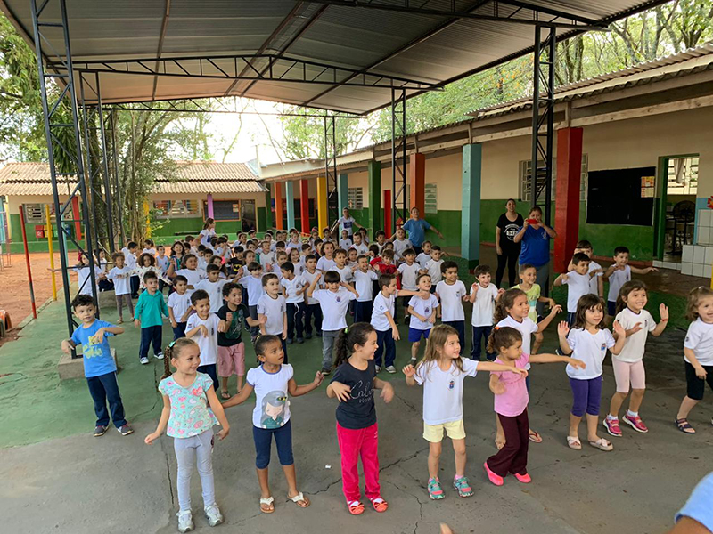 Quase 15 mil pessoas se movimentaram no Dia do Desafio em Paraguaçu
