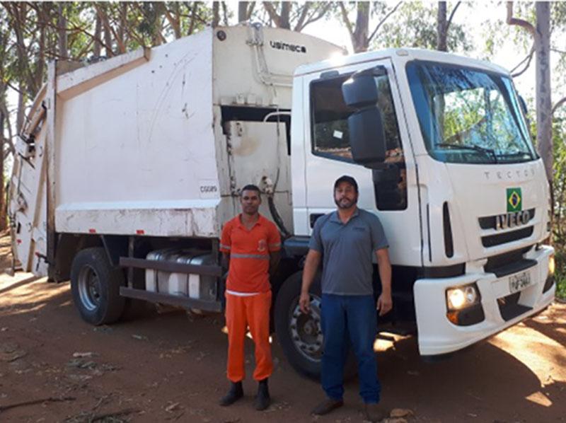 Prefeitura anuncia mudanças na coleta de lixo em Paraguaçu