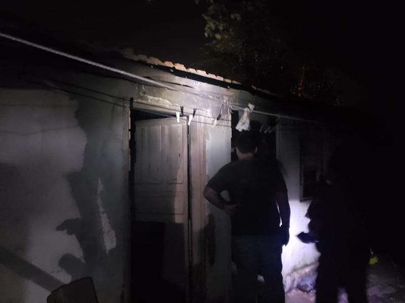 Corpo de Bombeiros de Tupã encontra mulher carbonizada ao combater incêndio em casa