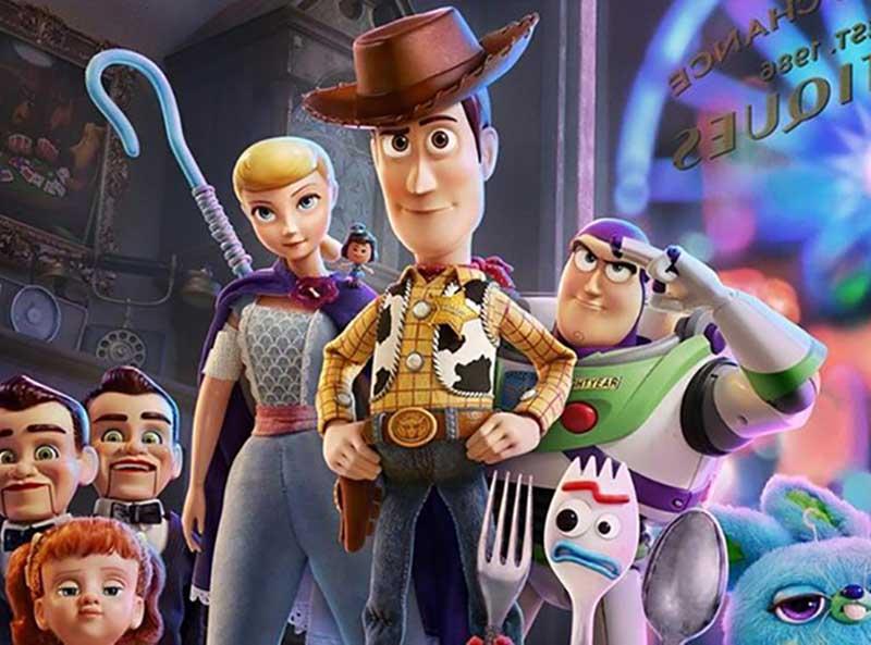 Filme Toy Story 4 e série Dark são as dicas desta semana