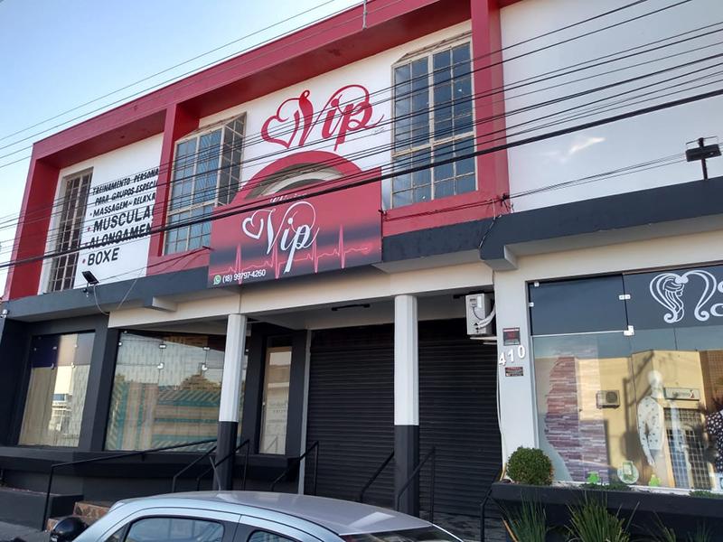 Treino personalizado em Paraguaçu só na Clínica Vip