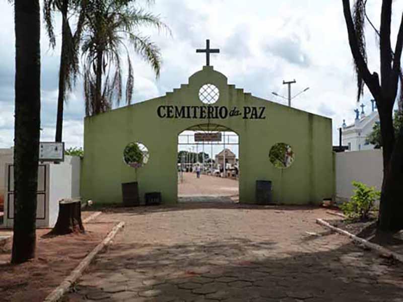 Mais de 25 mil visitantes são esperados no Cemitério da Paz no feriado de Finados