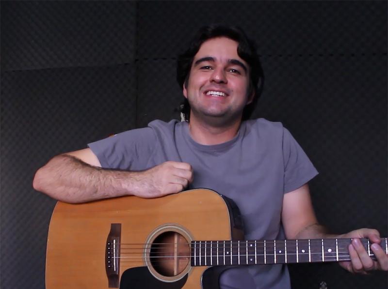 Que tal aprender a tocar Ainda Bem, da Marisa Monte?