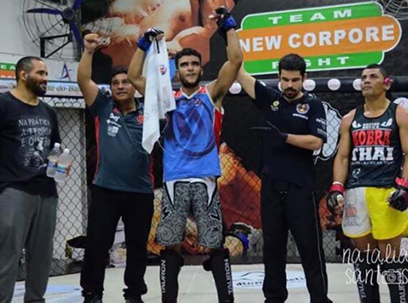 Atleta de Paraguaçu vence maior evento de MMA da América Latina