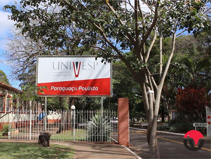 Univesp abre inscrições para vestibular em Paraguaçu Paulista