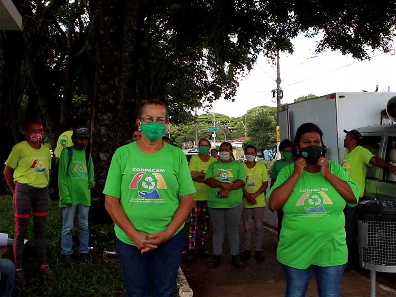 Prefeitura retoma contrato com a COOPACAM para coleta seletiva em Paraguaçu; confira o cronograma