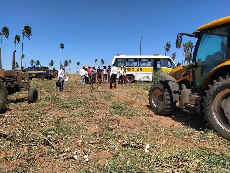 Ação de combate ao trabalho escravo encontra irregularidades em fazendas de Marília
