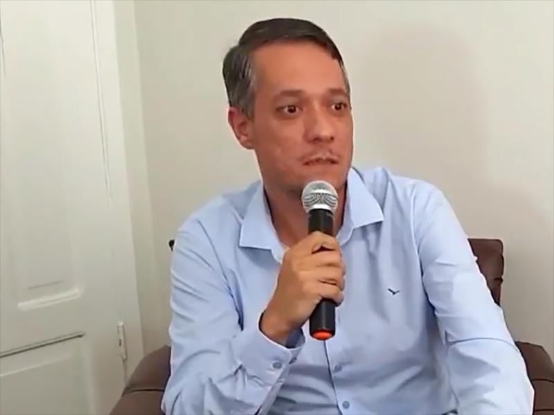 Entrevista com o Pré-candidato a Prefeito Ian Salomão