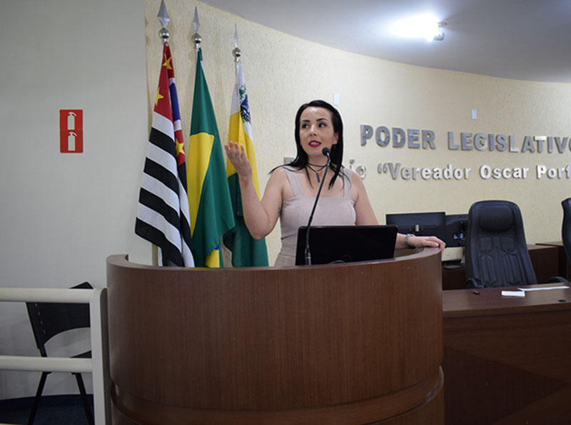 Câmara de Vereadores promove palestra sobre suicídio
