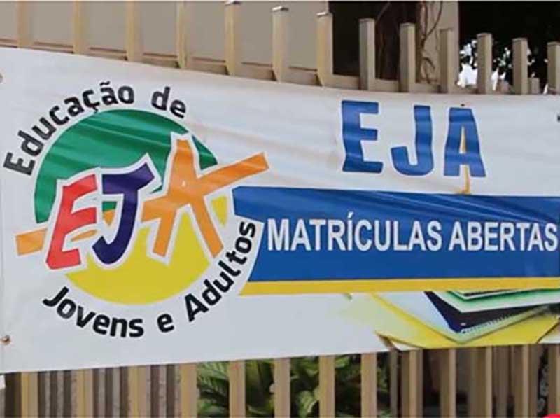 EJA está com inscrições abertas em Paraguaçu