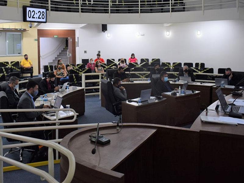 Vereadores se reúnem na próxima segunda para mais uma Sessão Ordinária em Paraguaçu