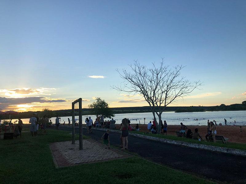 Feriado prolongado tem diversão garantida no Grande Lago de Paraguaçu