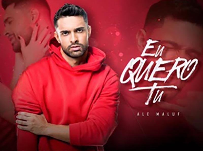 Paraguaçuense Alê Maluf lança novo single