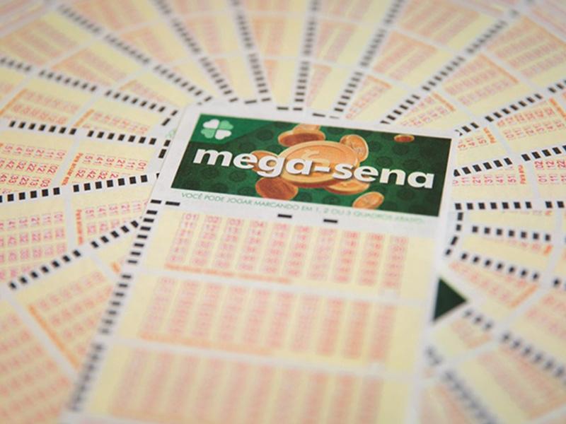 Mega-Sena acumula mais uma vez e prêmio vai a R$ 6 milhões