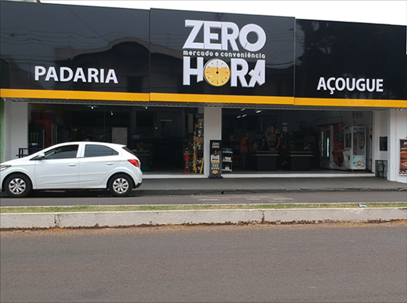 Zero Hora comemora 2 anos e reinaugura com mercado e muitas novidades