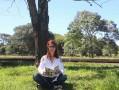 Angela Salomão, a força da mulher em forma de poesia