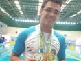 Paraguaçuense conquista ouro, prata e bronze nos Jogos Abertos 2017